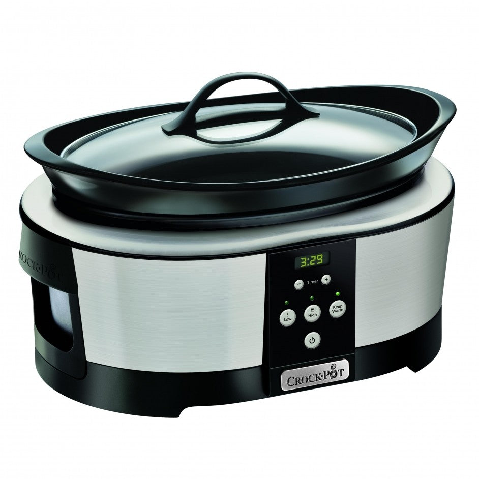 Crockpot Slowcooker 5,7 liter