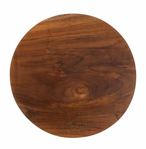 Bowls and Dishes Pure Teak Wood Boomstam