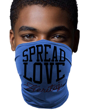 SPREAD LOVE-ACTIVITY MASK (UNISEX)