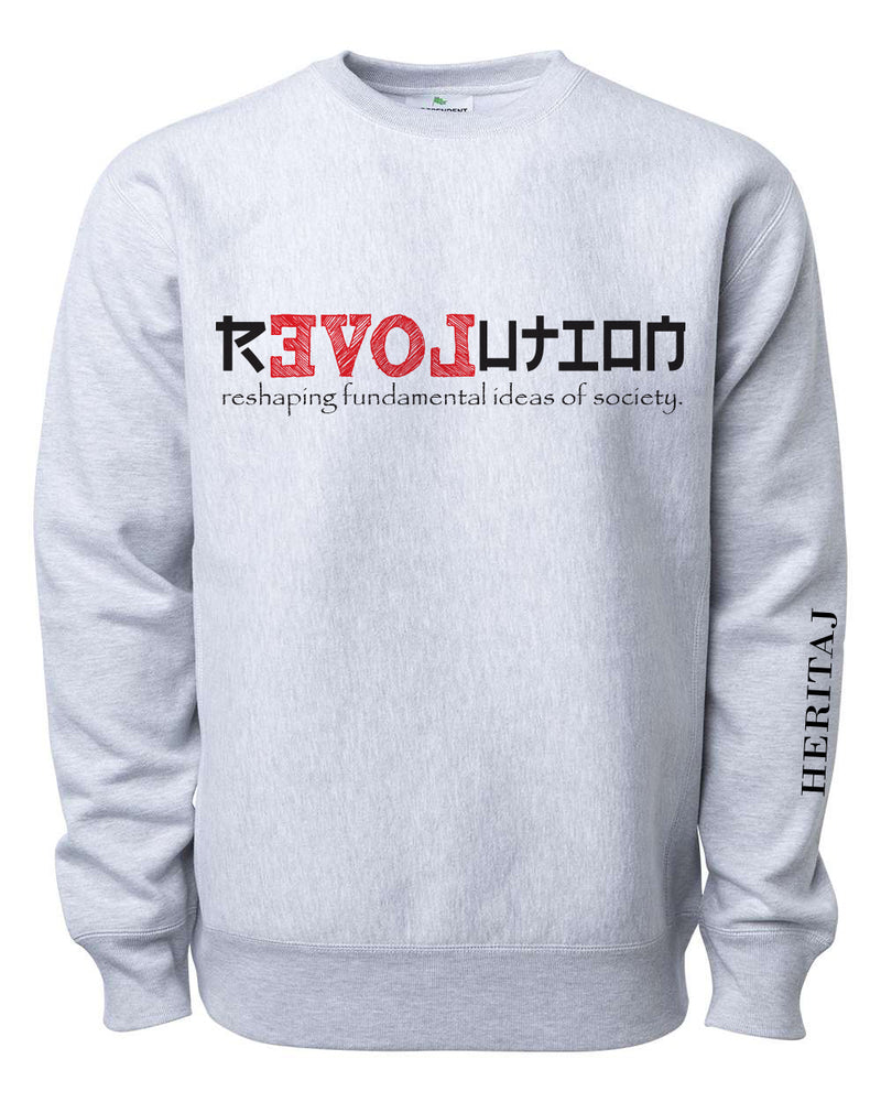 rEVOLution-HEAVYWEIGHT SWEATER