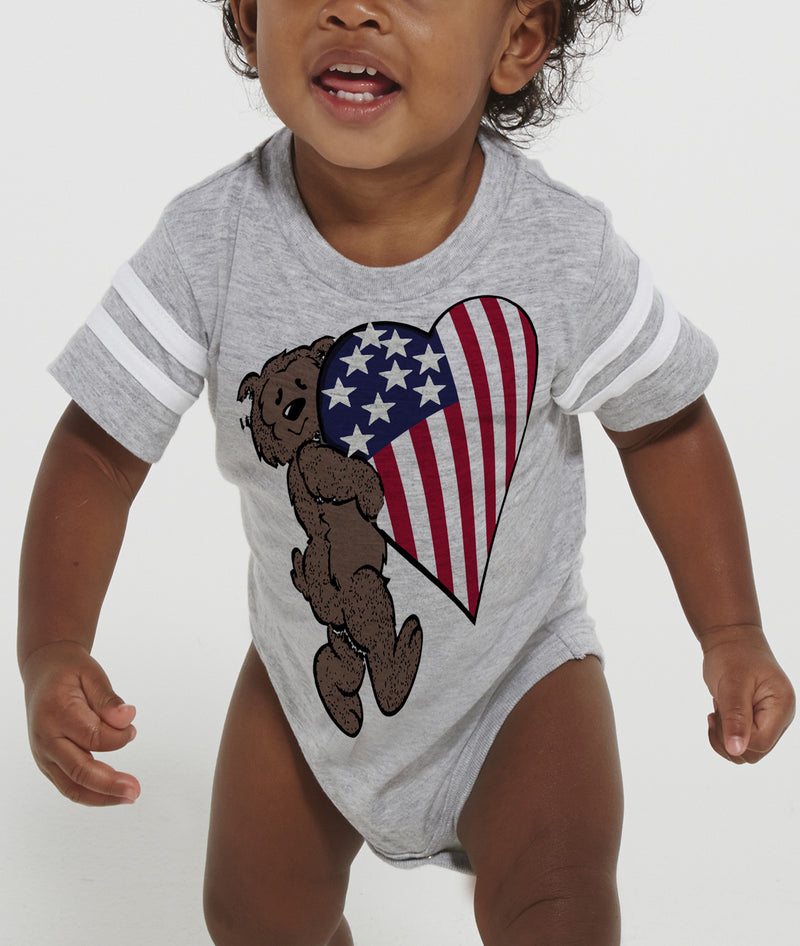 LOVE USA TEDDY