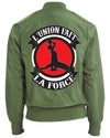 L'UNION FAIT LA FORCE-BOMBER JACKET (UNISEX)
