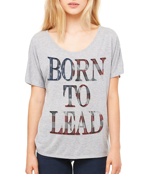 BORN TO LEAD