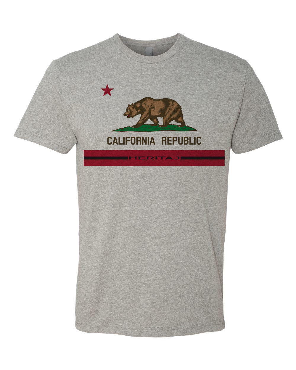 CALIFORNIA REPUBLIC-TEE