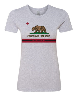 CALIFORNIA REPUBLIC-BOYFRIEND TEE
