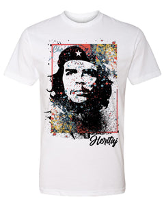 CHE-ABSTRACT TEE