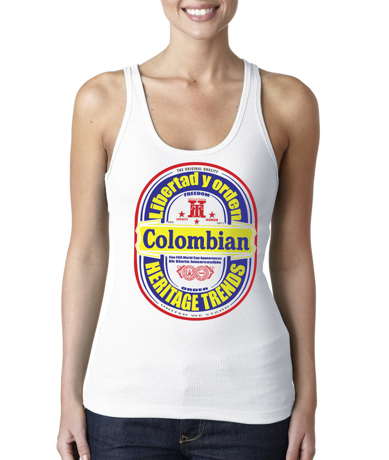 COLOMBIA-TANK