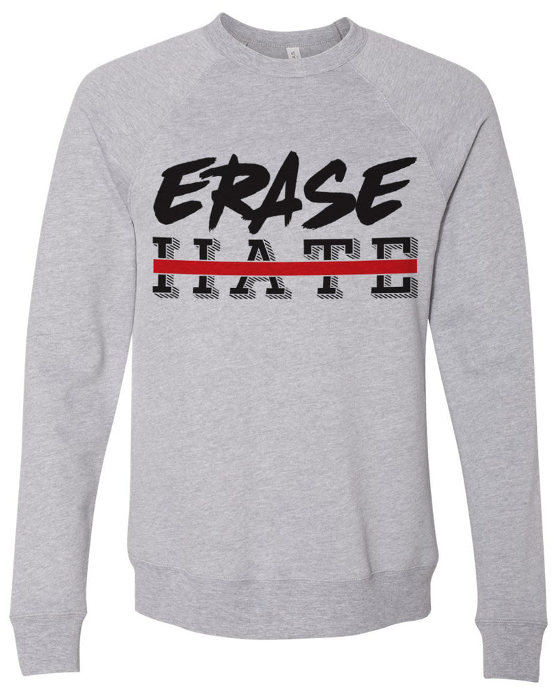 ERASE HATE- SWEATER