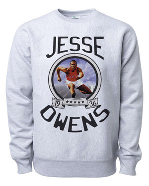 JESSE OWENS-HEAVYWEIGHT SWEATER