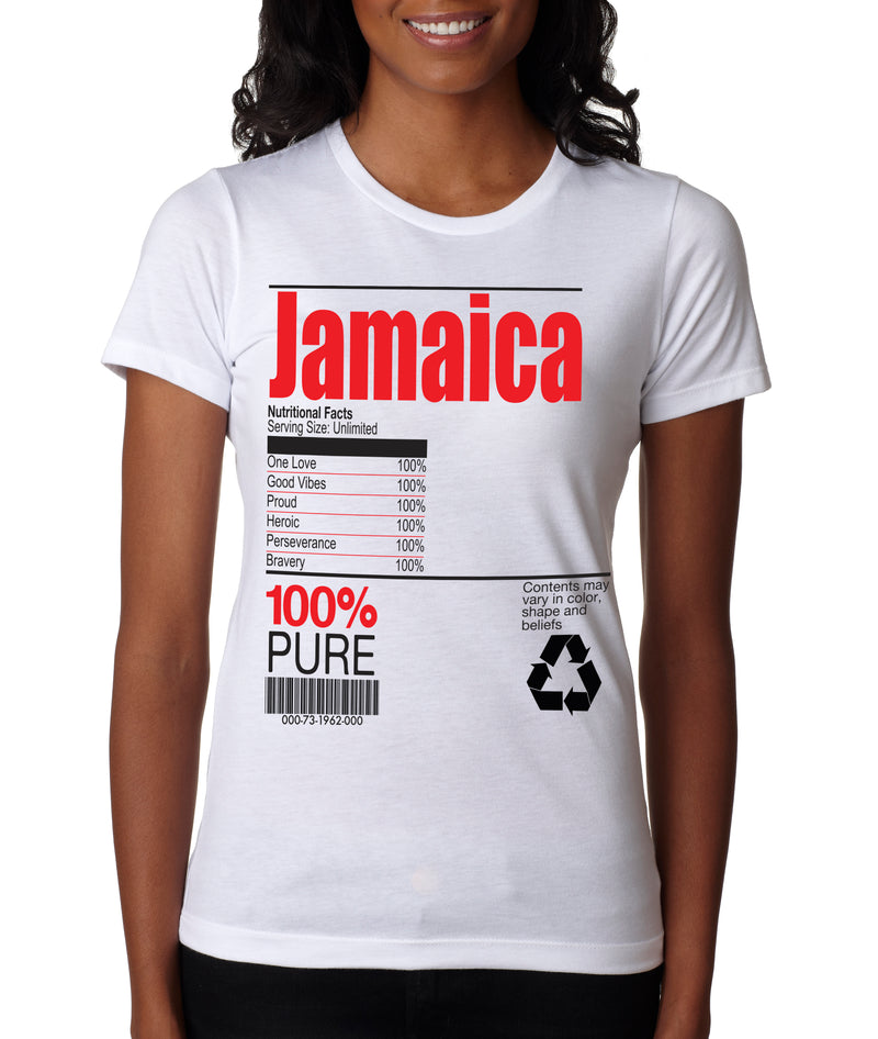 JAMAICA-NUTRITIONAL FACTS