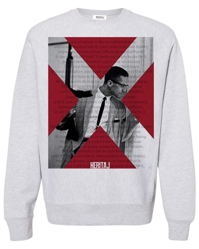 X-BAMN-HEAVYWEIGHT SWEATER