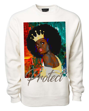 PROTECT-HEAVYWEIGHT SWEATER