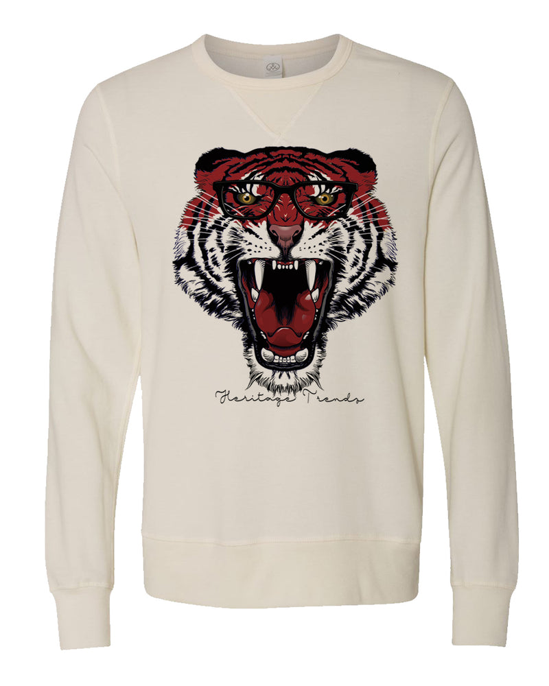 TIGER-SMART AGGRESSIVE-SWEATER