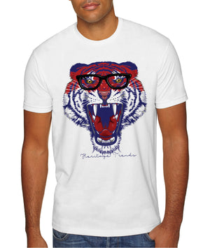 TIGER-SMART AGGRESSION-BLUE/RED