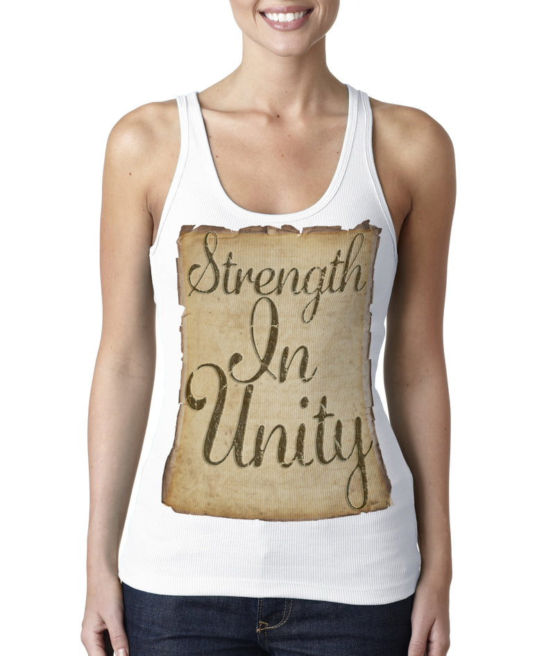 STRENGTH IN UNITY-TANK
