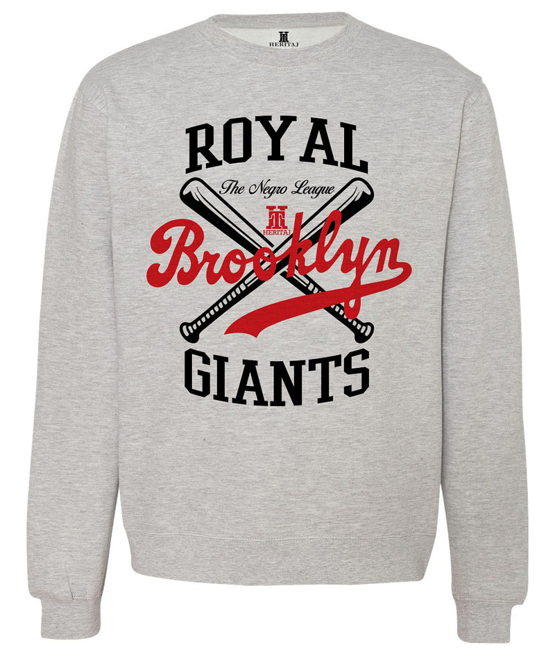 BROOKLYN ROYALS-SWEATER