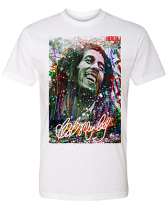 BOB MARLEY-LEGENDARY ICON