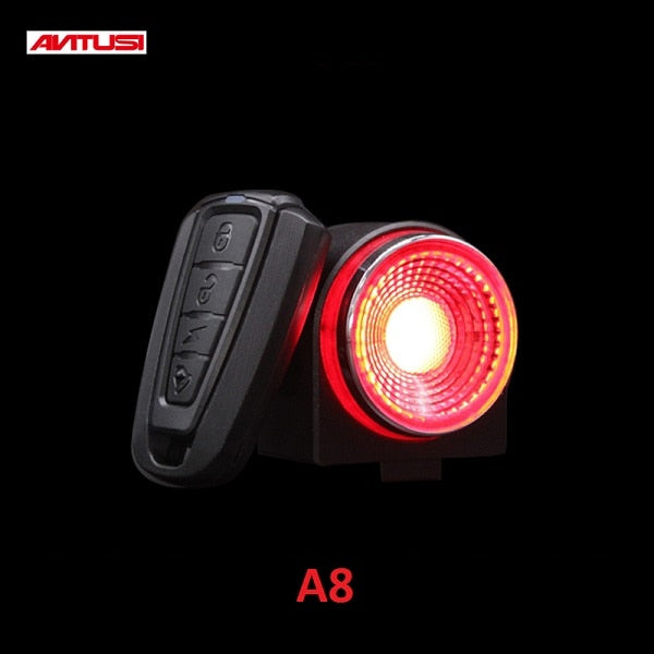 A8 Automatic Brake Taillight