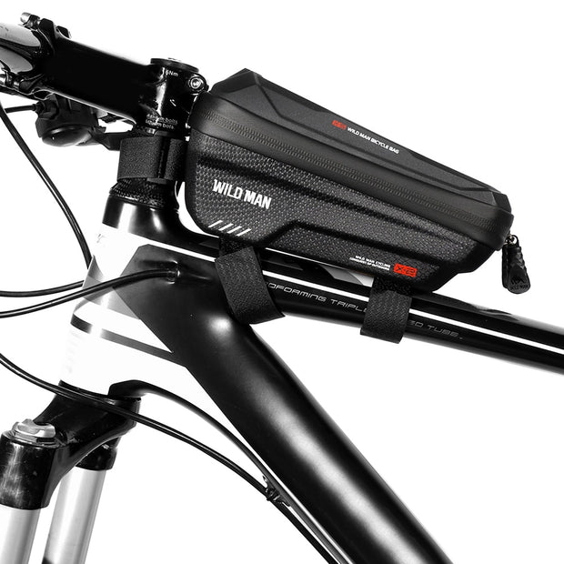 Bike Bag Bicycle Touch Screen Saddle