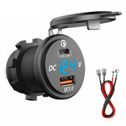 USB Charger PD Quick Charge