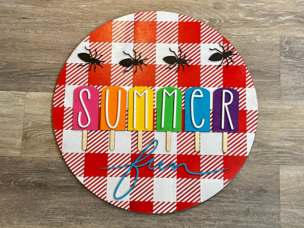 Summer Sign SVG