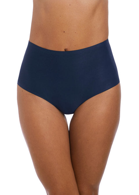 Fantasie Smoothease Taupe Invisible Stretch Full B FL2328 Blue