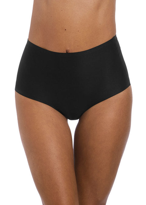 Fantasie Smoothease Taupe Invisible Stretch Full B FL2328 black