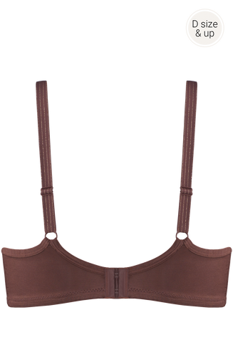 Marlies Dekkers Dame De Paris Care Bra 19774 Chesnut Brown