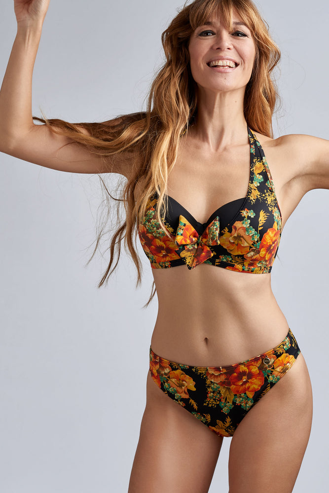 Marlies Dekkers Hawaii Bikini Slip 19973 Orange BLoom