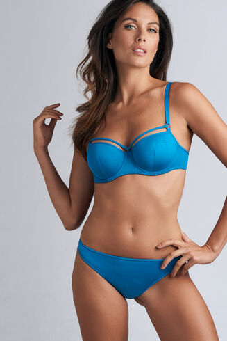 Marlies Dekkers Space Odessey String  35262 Egyptian Blue