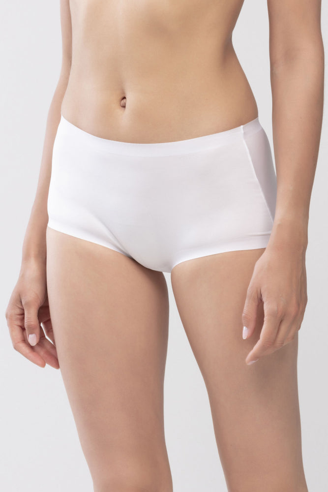 Laad afbeelding, Mey Panty Short 79003 white