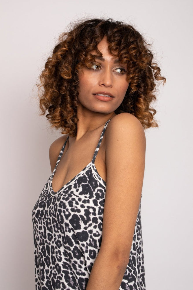 Laad afbeelding, Prety You London Chemise 2019-3 Leopard