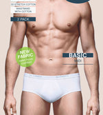 Sloggi Men Basic Midi 2 Pack 10020412 white
