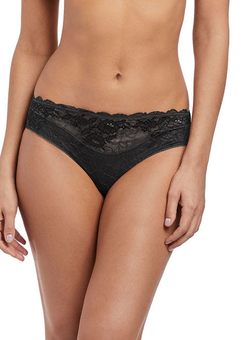 Wacol Lace Perfection Rioslip WE135005 New Black Diamond