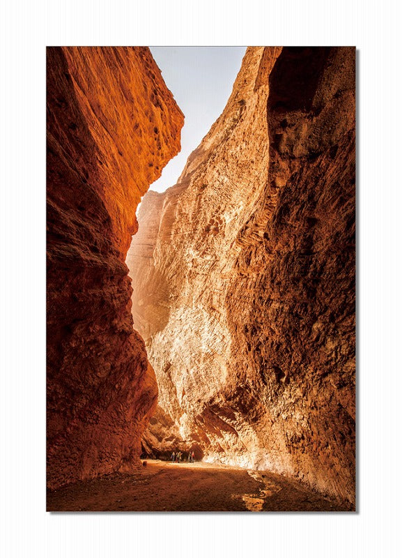 Canyon Photo On Canvas