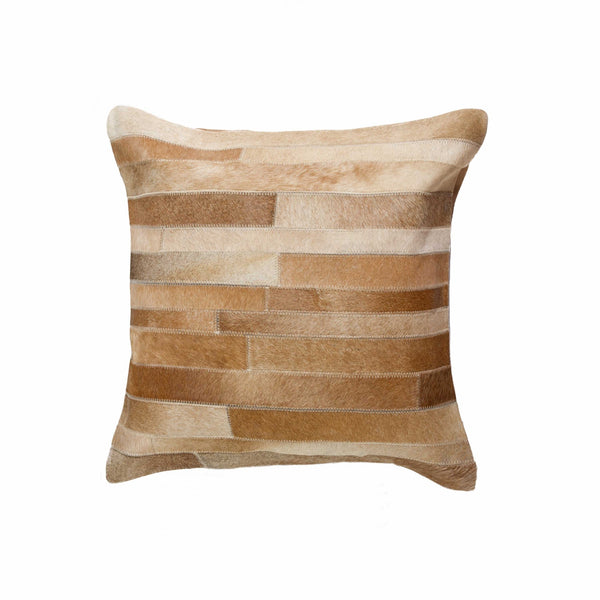 "18"" x 18"" x 5"" Natural - Pillow"