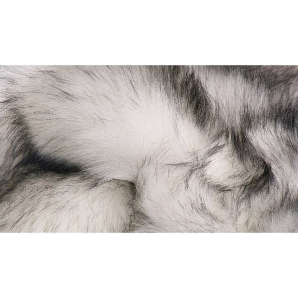 "36"" x  60"" Gradient Gray, Rectangular, Faux Fur - Area Rug"