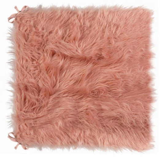 "16"" x 16"" x 2"" Dusty Rose Laredo - Seat Cushions"