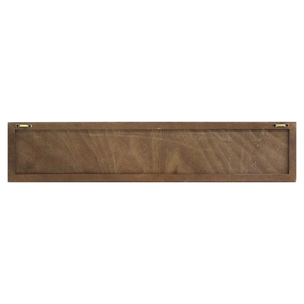 Distressed Home Sweet Home Wood Coat Rack Wall Hanging