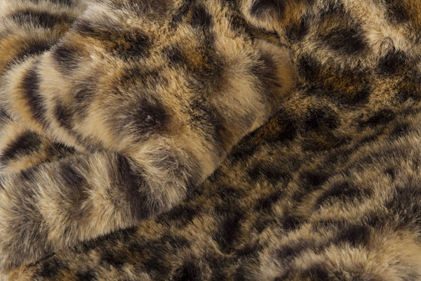 "50"" x 60"" Burke Leopard Fur - Throw"