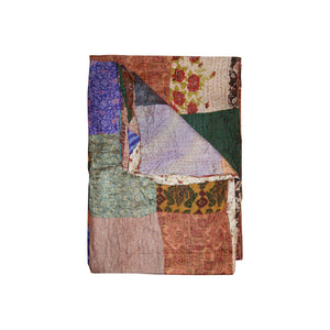 "60"" x 90"" Silk Multicolor Throws"