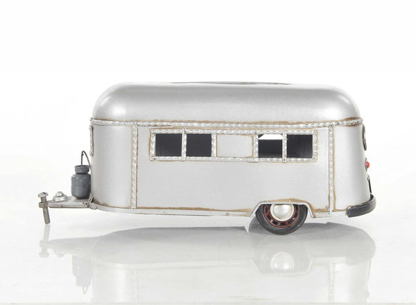"5"" x 12"" x 4.5"" Camping Trailer - Tissue Holder"