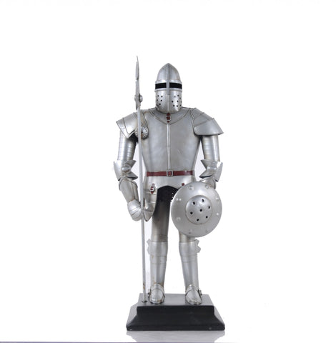 "5"" x 7.5"" x 17"" Suit of Armour"