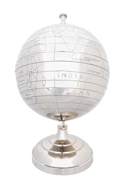 "13"" x 14.5"" x 21"" Alum Globe 13 Inches"