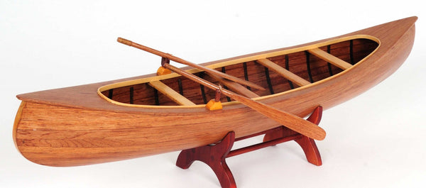 "4.75"" x 23.5"" x 6"" Peterborough Canoe"