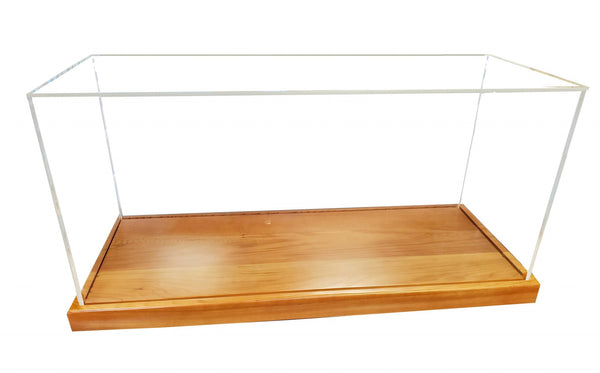 "11.375"" x 27.75"" x 13.25"" Display Case for Midsize Speedboat"