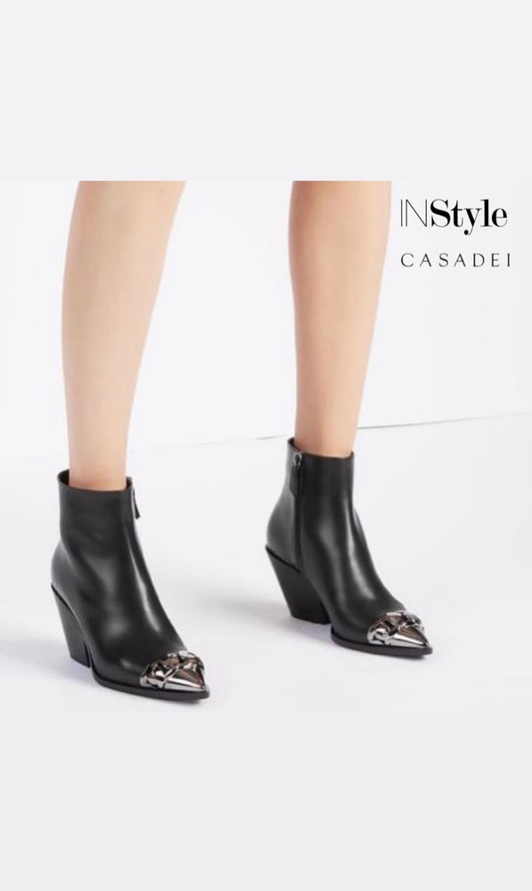Load image into Gallery viewer, CASADEI BabyCalf Nero