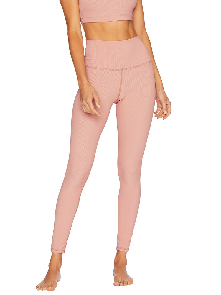 Load image into Gallery viewer, Beach Riot Ayla Legging Pink Rib