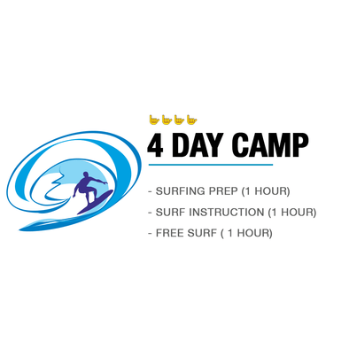 4 DAY CAMP SUMMER SESSION