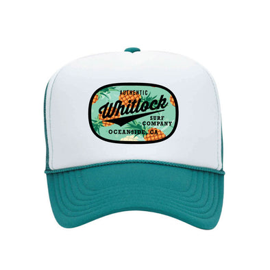 WHITLOCK PINEAPPLE LOGO - HAT &/OR DAILY FACE MASK